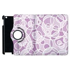 Pattern Apple Ipad 2 Flip 360 Case