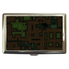 Circuit Board A Completely Seamless Background Design Cigarette Money Cases