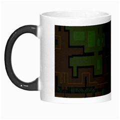Circuit Board A Completely Seamless Background Design Morph Mugs