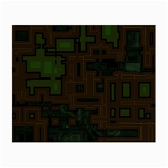 Circuit Board A Completely Seamless Background Design Small Glasses Cloth