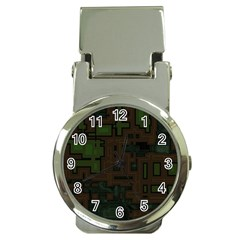 Circuit Board A Completely Seamless Background Design Money Clip Watches