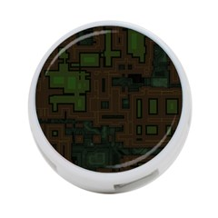 Circuit Board A Completely Seamless Background Design 4 Port Usb Hub (one Side)