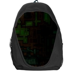 Circuit Board A Completely Seamless Background Design Backpack Bag
