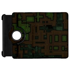Circuit Board A Completely Seamless Background Design Kindle Fire HD 7