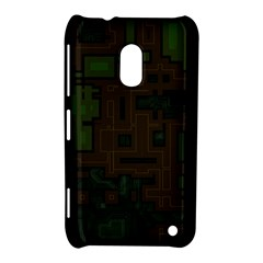 Circuit Board A Completely Seamless Background Design Nokia Lumia 620