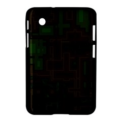 Circuit Board A Completely Seamless Background Design Samsung Galaxy Tab 2 (7 ) P3100 Hardshell Case