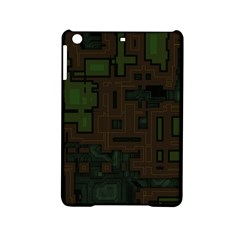 Circuit Board A Completely Seamless Background Design Ipad Mini 2 Hardshell Cases