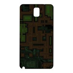 Circuit Board A Completely Seamless Background Design Samsung Galaxy Note 3 N9005 Hardshell Back Case