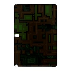 Circuit Board A Completely Seamless Background Design Samsung Galaxy Tab Pro 10.1 Hardshell Case