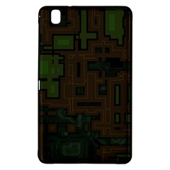 Circuit Board A Completely Seamless Background Design Samsung Galaxy Tab Pro 8.4 Hardshell Case