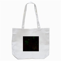 Circuit Board A Completely Seamless Background Design Tote Bag (White)
