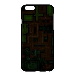 Circuit Board A Completely Seamless Background Design Apple iPhone 6 Plus/6S Plus Hardshell Case