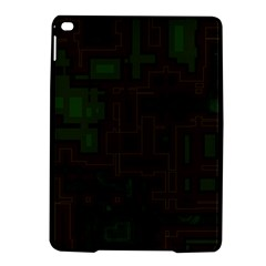 Circuit Board A Completely Seamless Background Design Ipad Air 2 Hardshell Cases
