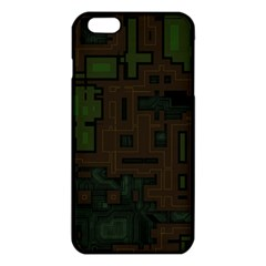 Circuit Board A Completely Seamless Background Design Iphone 6 Plus/6s Plus Tpu Case