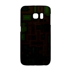 Circuit Board A Completely Seamless Background Design Galaxy S6 Edge