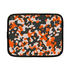Camouflage Texture Patterns Netbook Case (Small)