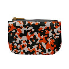 Camouflage Texture Patterns Mini Coin Purses
