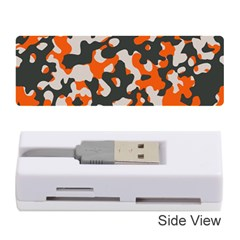 Camouflage Texture Patterns Memory Card Reader (stick)
