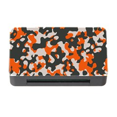Camouflage Texture Patterns Memory Card Reader with CF