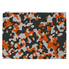 Camouflage Texture Patterns Cosmetic Bag (XXL)