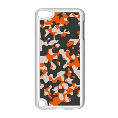 Camouflage Texture Patterns Apple iPod Touch 5 Case (White)