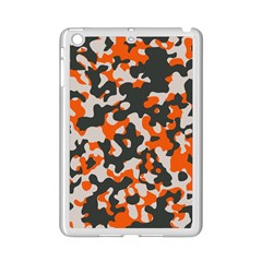 Camouflage Texture Patterns iPad Mini 2 Enamel Coated Cases