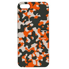 Camouflage Texture Patterns Apple iPhone 5 Hardshell Case with Stand