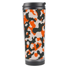 Camouflage Texture Patterns Travel Tumbler