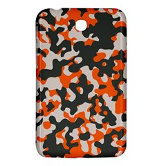 Camouflage Texture Patterns Samsung Galaxy Tab 3 (7 ) P3200 Hardshell Case