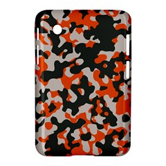 Camouflage Texture Patterns Samsung Galaxy Tab 2 (7 ) P3100 Hardshell Case