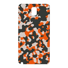 Camouflage Texture Patterns Samsung Galaxy Note 3 N9005 Hardshell Back Case