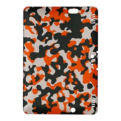 Camouflage Texture Patterns Kindle Fire HDX 8.9  Hardshell Case