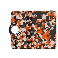 Camouflage Texture Patterns Kindle Fire HDX 8.9  Flip 360 Case