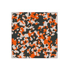 Camouflage Texture Patterns Satin Bandana Scarf