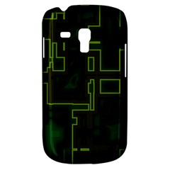 A Completely Seamless Background Design Circuit Board Galaxy S3 Mini