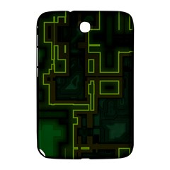 A Completely Seamless Background Design Circuit Board Samsung Galaxy Note 8.0 N5100 Hardshell Case