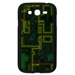 A Completely Seamless Background Design Circuit Board Samsung Galaxy Grand DUOS I9082 Case (Black)