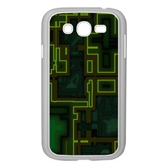 A Completely Seamless Background Design Circuit Board Samsung Galaxy Grand DUOS I9082 Case (White)