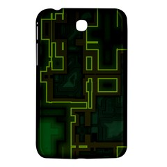 A Completely Seamless Background Design Circuit Board Samsung Galaxy Tab 3 (7 ) P3200 Hardshell Case