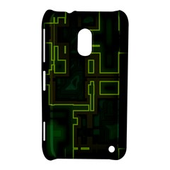 A Completely Seamless Background Design Circuit Board Nokia Lumia 620