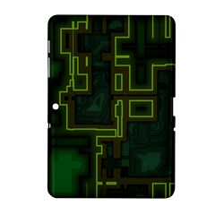 A Completely Seamless Background Design Circuit Board Samsung Galaxy Tab 2 (10 1 ) P5100 Hardshell Case