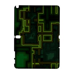 A Completely Seamless Background Design Circuit Board Galaxy Note 1