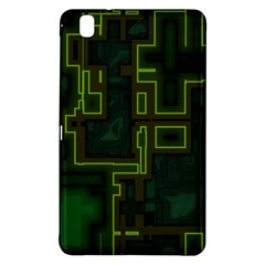 A Completely Seamless Background Design Circuit Board Samsung Galaxy Tab Pro 8.4 Hardshell Case