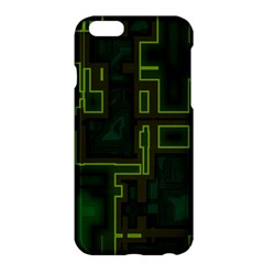 A Completely Seamless Background Design Circuit Board Apple iPhone 6 Plus/6S Plus Hardshell Case