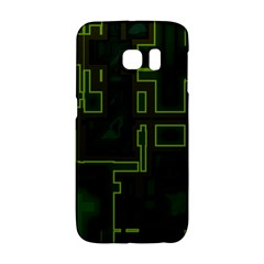 A Completely Seamless Background Design Circuit Board Galaxy S6 Edge