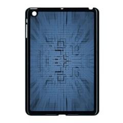 Zoom Digital Background Apple iPad Mini Case (Black)