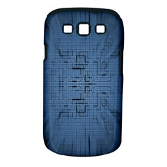 Zoom Digital Background Samsung Galaxy S III Classic Hardshell Case (PC+Silicone)
