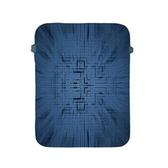 Zoom Digital Background Apple iPad 2/3/4 Protective Soft Cases