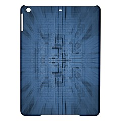 Zoom Digital Background iPad Air Hardshell Cases