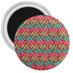 Abstract Seamless Abstract Background Pattern 3  Magnets